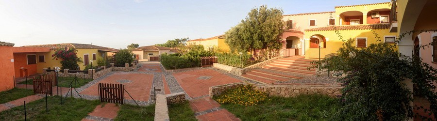appartamenti per vacanze in Sardegna - Residence Mirice