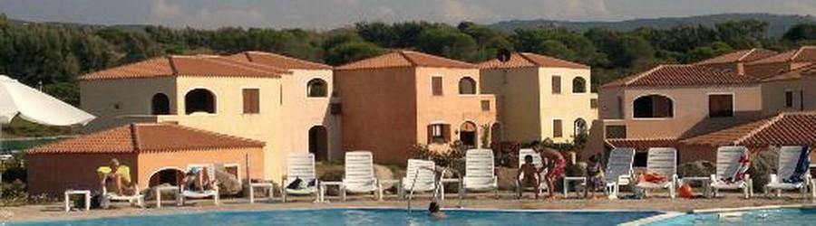 appartamenti per vacanze in Sardegna - Residence Mirice piscine