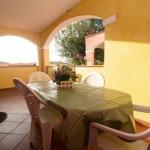 appartamento al mare in Sardegna n. 604 - veranda 3