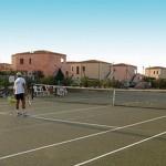 appartamenti per vacanze in Sardegna - Residence Mirice - campi tennis