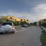 appartamenti per vacanze in Sardegna - Residence Mirice - parcheggio