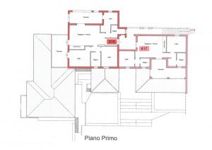 planimetrie_pianosuperiore appartamenti residence mirice