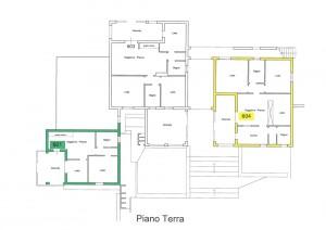 planimetrie_pianoterra appartamenti residence mirice